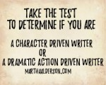 Character or Action-Driven Writers? Take the Test