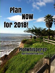 Plan Now for 2018