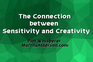 the connection between sensitivity and creativity