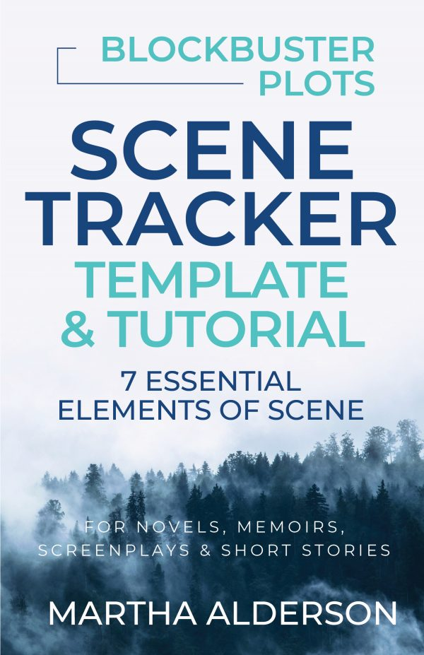 Scene Tracker Template by Martha Alderson
