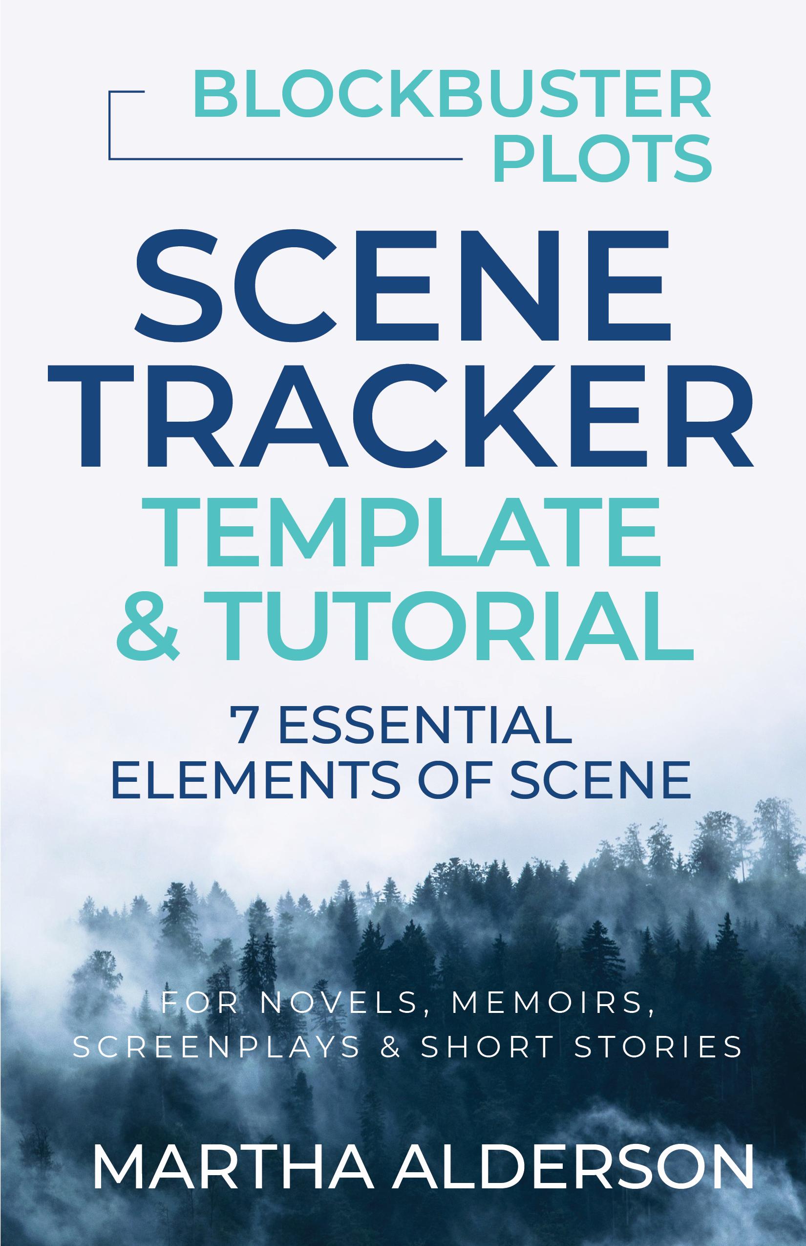 Scene Tracker Template by Martha Alderson