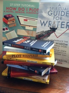 Plot and Writing Books and On-line Courses for Writers