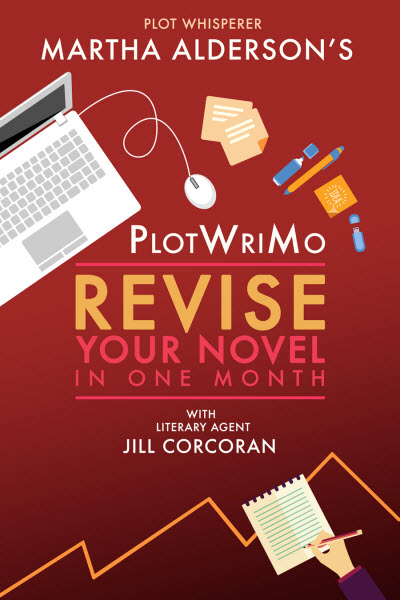 PlotMoWri Revise Your Novel in a Month