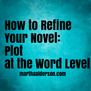 how to refine your novel