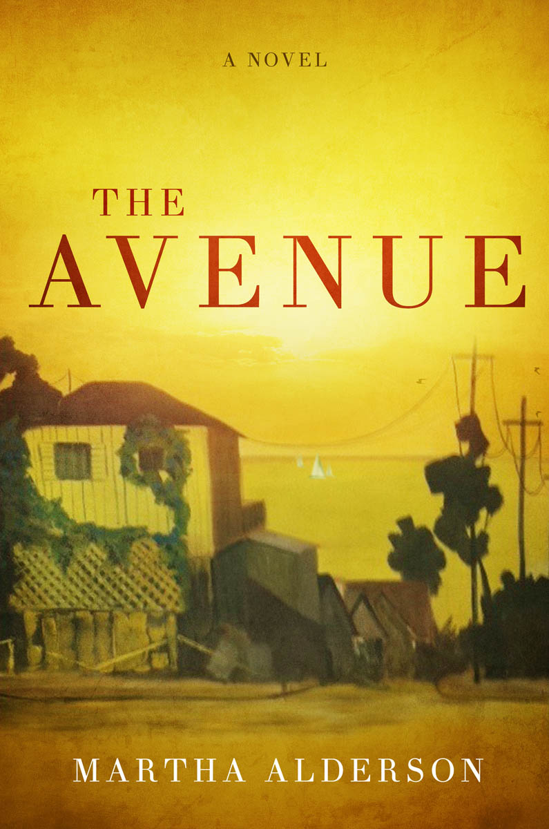 The Avenue by Martha Alderson