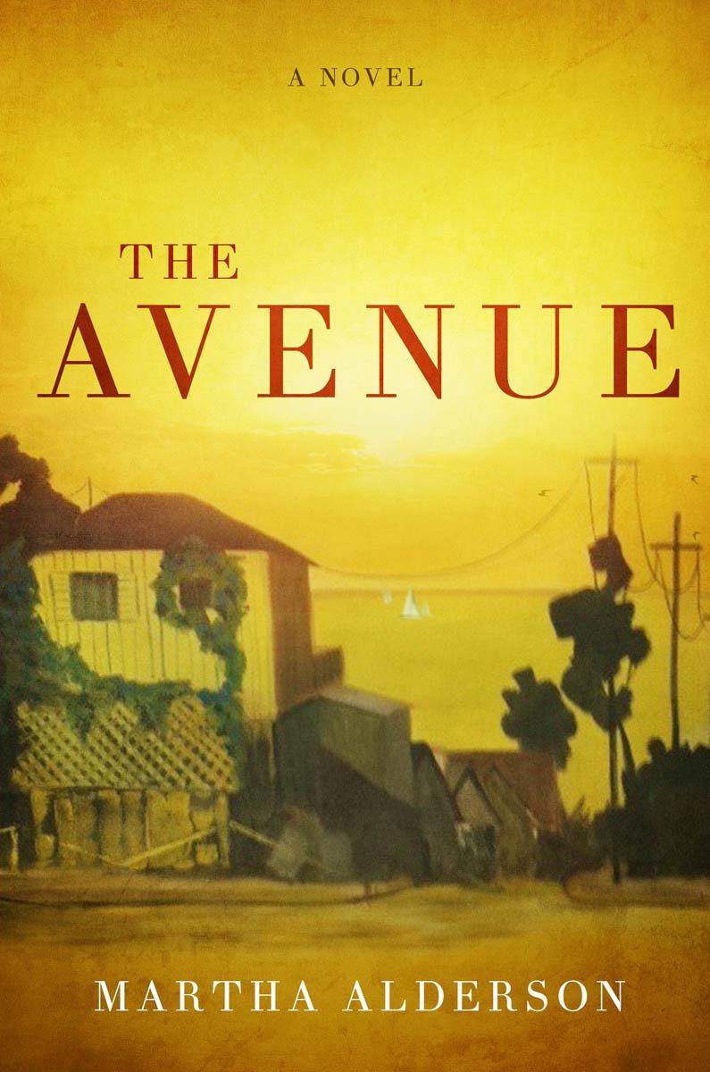 The Avenue by Martha Alderson