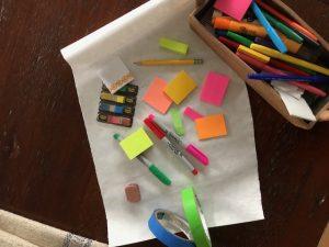 Create a Plot Planner