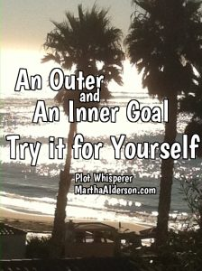 an outer and an inner goal