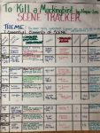 Scene Trackers for Writers