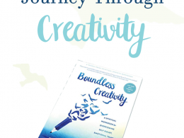 Boundless Creativity workbook giveaway